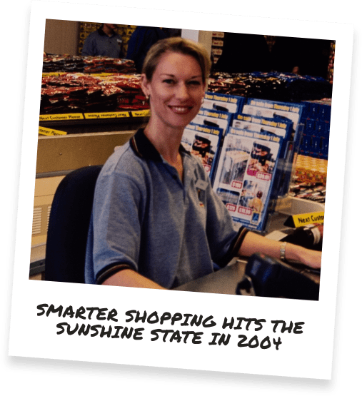 Smarter shopping hits the sunshine state in 2004
