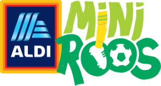 ALDI and Miniroos logos